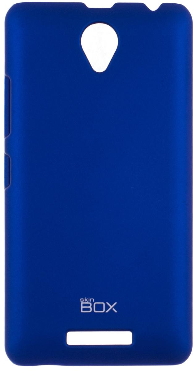 Skinbox 4People чехол для Lenovo A5000, BlueP-S-LA5000-002Чехол - накладка Skinbox 4People для Lenovo A5000 бережно и надежно защитит ваш смартфон от пыли, грязи, царапин и других повреждений. Чехол оставляет свободным доступ ко всем разъемам и кнопкам устройства. В комплект также входит защитная пленка на экран.