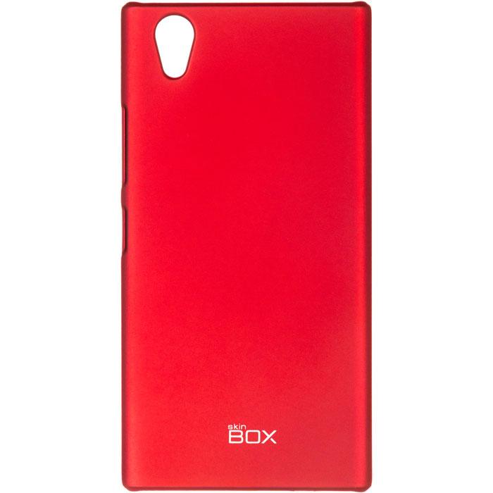Skinbox 4People чехол для Lenovo P70, RedT-S-LP70-002Чехол - накладка Skinbox 4People для Lenovo P70 бережно и надежно защитит ваш смартфон от пыли, грязи, царапин и других повреждений. Чехол оставляет свободным доступ ко всем разъемам и кнопкам устройства. В комплект также входит защитная пленка на экран.