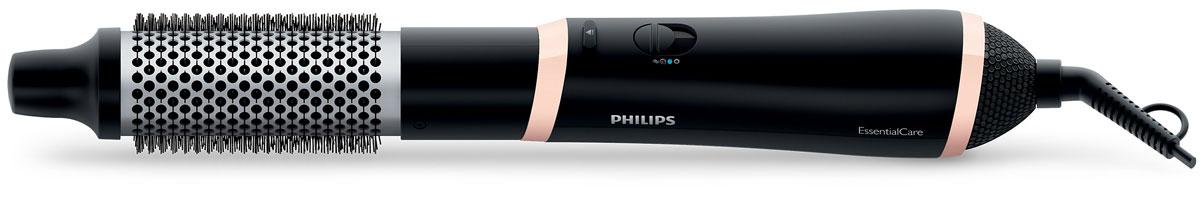 Philips HP8661/00 фен-щеткаHP8661/00Одновременная сушка и укладка. Новый фен-щетка Philips Essential Care позволяет создавать красивые укладки и заботится о ваших волосах. Три насадки подходят как для длинных, так и для коротких волос. Шнур 1,8 м для максимального удобства 2 года гарантии по всему миру Термощетка делает волосы более гладкими и блестящими Термощетка со сверхшироким диаметром 38 мм. Широкий диаметр позволяет создавать идеальную укладку - подходит как для выпрямления волос, так и для создания волн. Мощность 800 Вт для идеальной укладки Фен-щетка мощностью 800 Вт создает воздушный поток оптимальной силы и при этом бережно обращается с волосами. Великолепная укладка день за днем. Режим холодного обдува для бережной сушки Режим холодного обдува позволяет сушить волосы при относительно низкой температуре, сокращая риск повреждения. Идеально подходит для тонких, сухих и поврежденных волос. Ваш выбор в летний сезон! Удобная...
