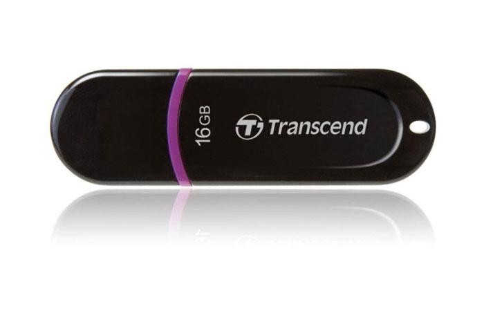 Transcend JetFlash 300 16GB USB-накопитель