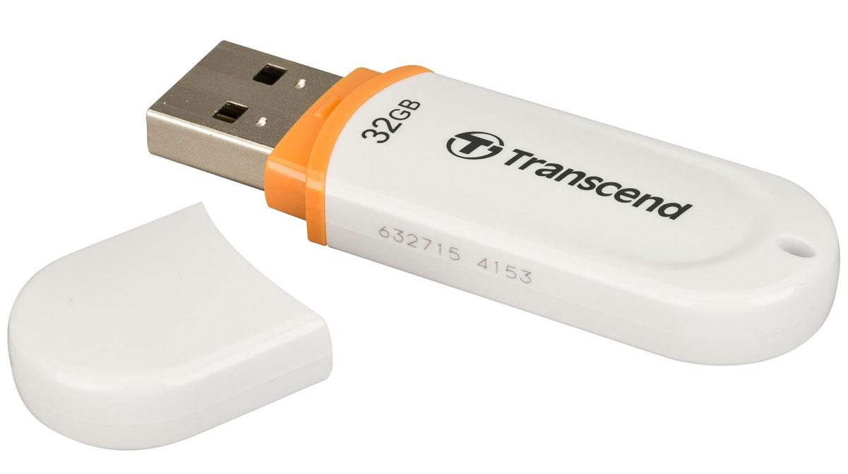 Transcend JetFlash 330 32GB USB-накопитель TS32GJF330