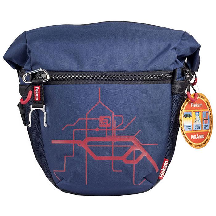Rekam Pyramid RBX-59, Blue сумка для фотокамеры 1401101253
