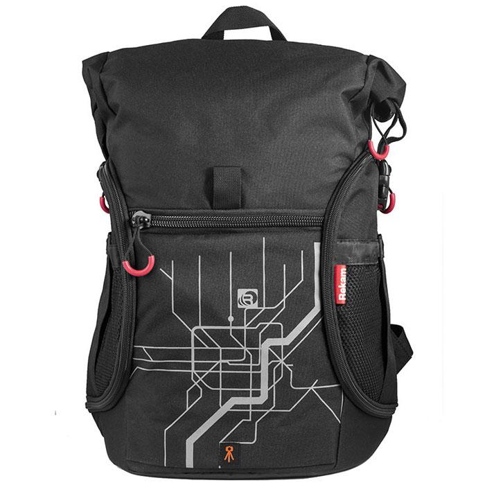 Rekam Pyramid RBX-6000, Black сумка для фотокамеры 1401101991