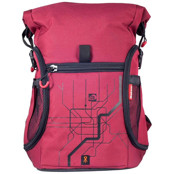 Rekam Pyramid RBX-6000, Red сумка для фотокамеры 1401101992