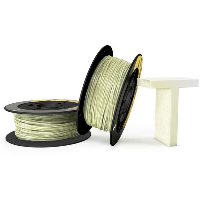 BQ пластик PLA в катушке, 1,75 мм, Transparent05BQFIL033Компания BQ разработала полностью безопасные как для человека, так и для природы, материалы для 3D принтеров на основе биоразлагаемого PLA полимера и натуральных красителей. PLA пластик изготовлен из кукурузы и при его производстве не используются производные нефти. BQ PLA -пластик обладает высоким уровнем физико-механических и эксплуатационных свойств, достаточных для решения большинства задач 3D печати. Отличительной особенностью также является широкая цветовая палитра. Главными преимуществами материала являются: Быстрое застывание Минимальный термальный стресс Минимальная деформация Оптимальная температура печати 220°C Температура плавления 180°C - 220°C Диаметр пластиковой нити: 1,75 мм