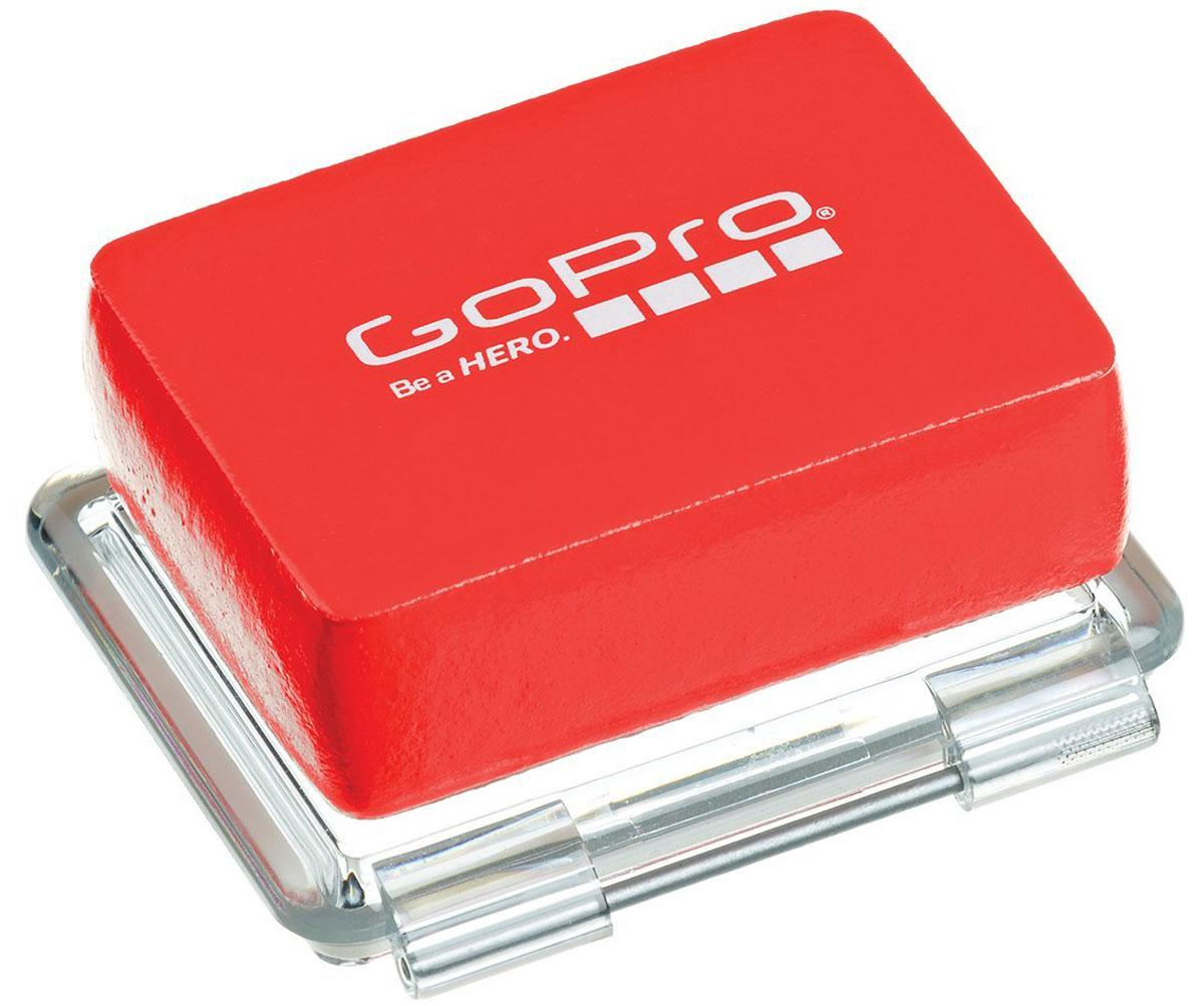 GoPro Floaty Backdoor, Orange поплавок для экшн-камерыAFLTY-003GoPro Floaty Backdoor - простой и в тоже время уникальный аксессуар в случае, когда возможна потеря камеры в воде. Поплавок изготовлен из прочного материала, а яркий оранжевый цвет моментально поможет обнаружить вашу камеру, позволяя ей оставаться на плаву. Аксессуар легко крепится на задний корпус. Поплавок Floaty Backdoor незаменим во время занятий экстремальными видами спорта, но не предназначен для удержания веса камеры на присоске. Совместим со всеми камерами GoPro. Это идеальное решение для подводного плавания, вейкбординга, серфинга или других видов водного спорта и увлечений.