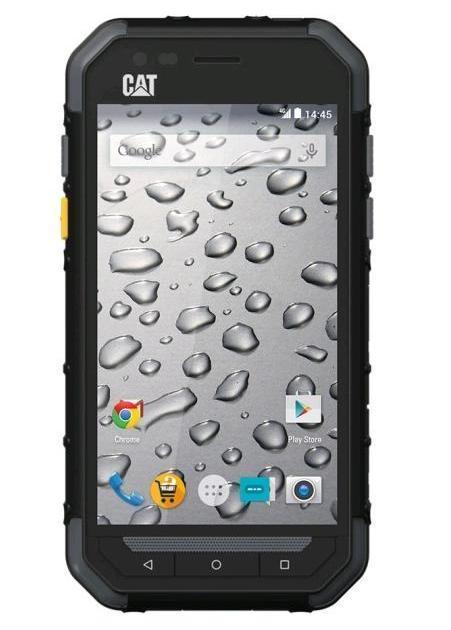 Caterpillar Cat S30, BlackCAT S30Смартфон создан для представителей профессий, сопряженных со сложными условиями, а также для любителей активного и экстремального отдыха. Гаджет будет идеальным помощником в горах, на воде, в заснеженной местности, а также на стройке, в шахте или на военном поле боя. Использовать S30 можно даже в грубых рабочих перчатках или рукавицах. Основные технические характеристики не впечатляют, но для этого существуют другие смартфоны. 4,5-дюймовый дисплей защищен стеклом Corning Gorilla Glass 3. Гаджет защищен от воды, пыли, ударов и падений. Имеются технологии для отслеживания движения мокрых пальцев и пальцев в рукавицах/перчатках.