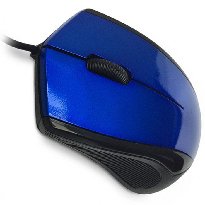 CBR CM 100, Blue мышьCM 100 BlueCBR представляет классическую проводную оптическую мышь - CBR СM 100 . Удобный полноразмерный корпус и тактильно приятный матовый пластик корпуса позволяют комфортно управлять мышью на протяжении многих часов. Для модели CM 100 характерно плавное и точное перемещение курсора благодаря использованию высокоточной оптической технологии отслеживания и разрешению 1200 точек на дюйм. Чтобы начать работать, просто подключите мышь CBR CM 100 к USB-порту, без установки дополнительного программного обеспечения и драйверов.