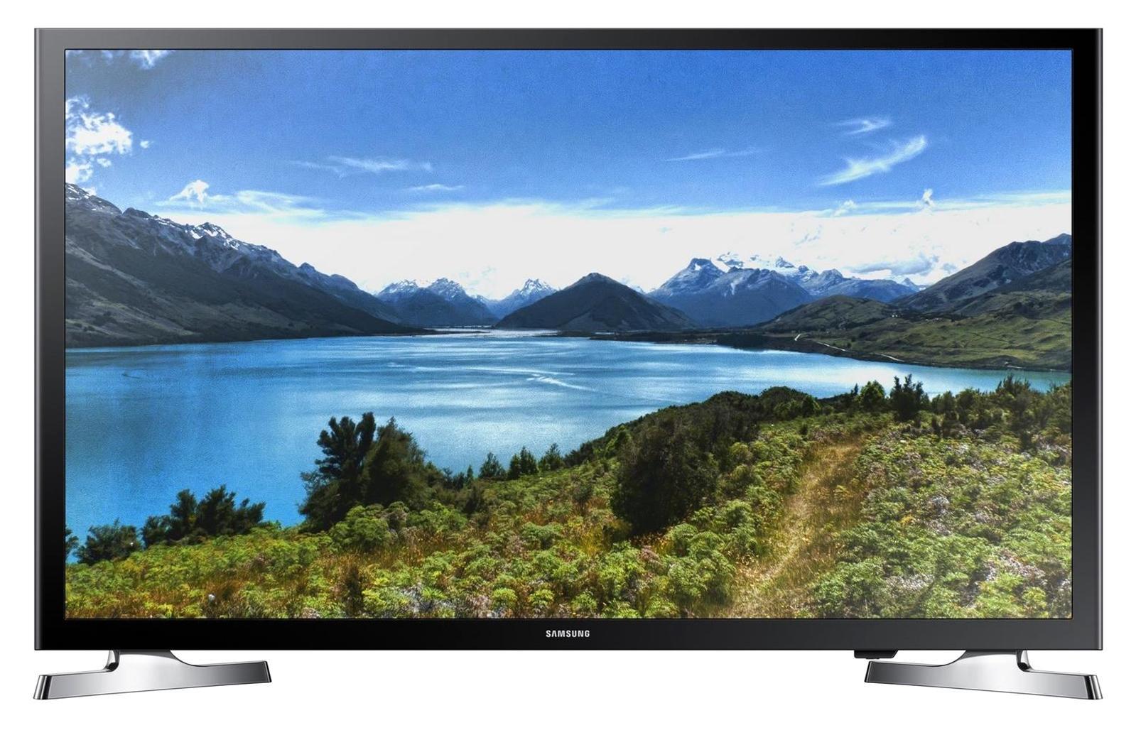 Samsung UE-32J4500AKX телевизор32J4500Новый Smart телевизор Samsung исключительно прост в использовании. Новый пользовательский интерфейс интуитивно понятен и включает только то, что вам нужно. Возможность обмена контентом между телевизором и мобильными устройствами и наоборот стала еще удобнее. А поскольку телевизор работает на новой ОС Tizen, для вас открывается бесконечное разнообразие нового контента. Благодаря функции ConnectShare Movie вы можете просто вставить ваш USB-накопитель или жесткий диск в USB-разъем телевизора, чтобы записанные на носителе фильмы, фото или музыка начали воспроизводиться на экране телевизора.