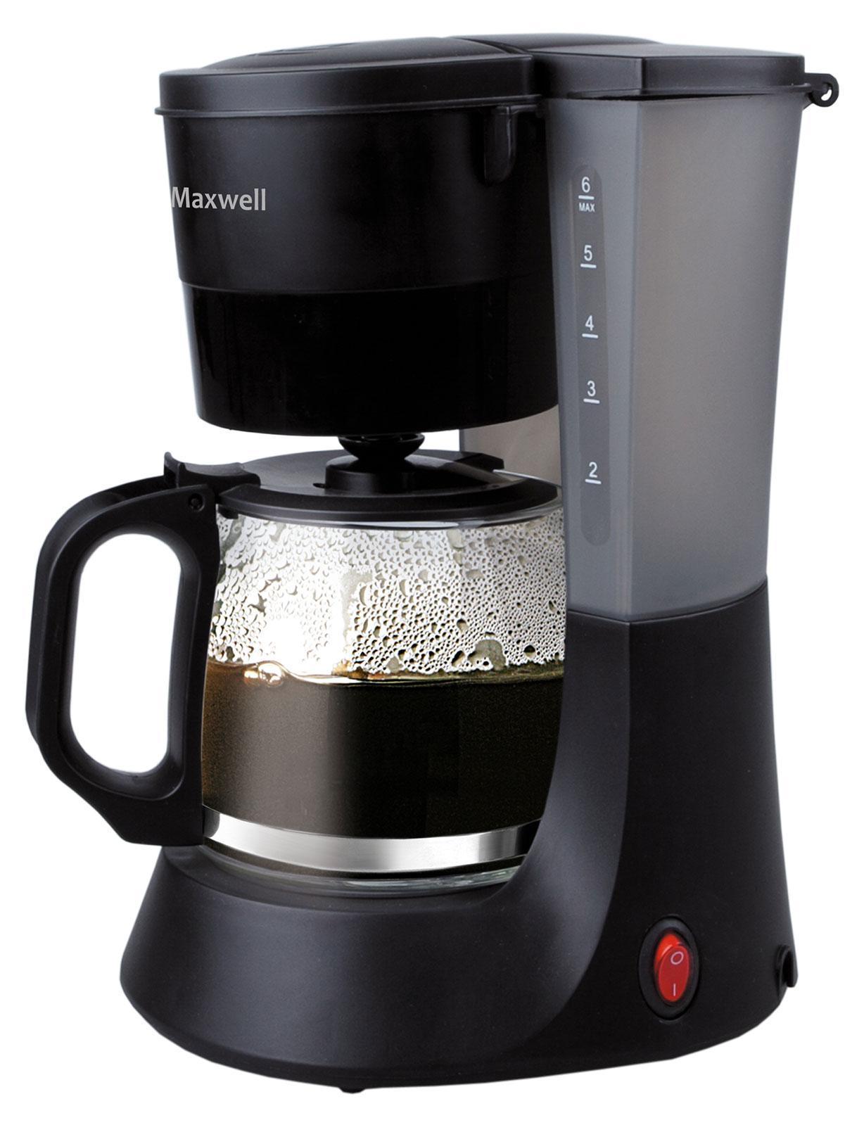 Maxwell MW-1650 кофеварка