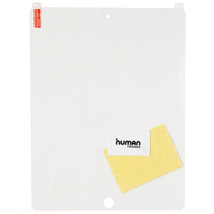 Human Friends Protector защитная пленка для Apple iPad 2,3,4Protector iPad 2,3,4Human Friends Protector - пленки для планшетов. Пленка просто и удобно отделяется от основы, легко наносится на экран. В комплекте специальная салфетка, чтобы очистить экран, а также пластиковая карта для разглаживания пленки, удаления воздушных пузырьков.