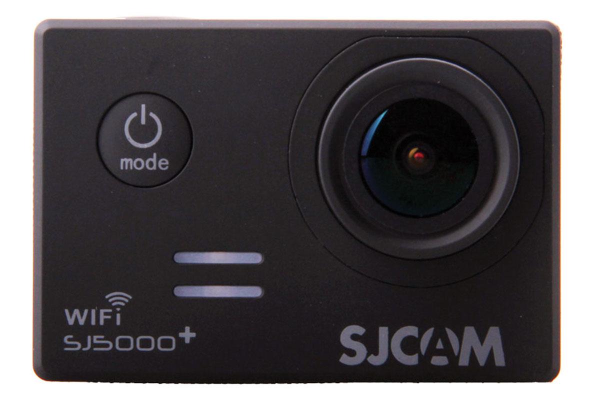 SJCAM SJ5000 Plus, Black экшн-камера00000049284SJCAM SJ5000 Plus является продолжением новой линейки экшен камер, которую компания SJCAM представила в декабре 2014 года. Это многофункциональная экшн-камера обладает высоким качеством не только фото и видео съёмки, но и самого материала. Прочная водонепроницаемая конструкция делает её просто незаменимой в экстремальном отдыхе и спорте. Камера оснащена специальным Wi-Fi модулем, который действует на расстоянии 15 метров. Он позволяет транслировать видео в прямом эфире на экран Вашего Android или iOS, управлять съёмкой со смартфона, а также загружать видео с камеры на смартфон с последующей публикацией в Youtube и социальных сетях. Благодаря режиму цейтаоферной съёмки камера может сжимать многочасовые события (например, расцветающую розу) до нескольких секунд. Теперь восход солнца после съёмки произойдёт прямо на глазах ваших друзей! SJCAM SJ5000 Plus может быть использована в качестве видеорегистратора благодаря возможности ...