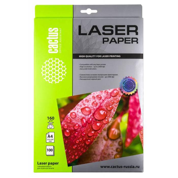Cactus CS-LPA4160100 глянцевая фотобумага для лазерной печатиCS-LPA4160100Глянцевая фотобумага Cactus CS-LPA4160100 для лазерной печати. Запечатлевайте лучшие мгновения вашей жизни в сочных и насыщенных цветах. Представляйте яркие и красочные презентации. Наслаждайтесь отпечатками высочайшего качества. Глянцевая фотобумага Cactus представляет собой оптимальное сочетание цены и качества. Она отлично подходит для печати памятных фотографий в фоторамку или фотоальбом. Обладая приятным глянцевым блеском, она украсит ваши фотографии и презентации. А высококлассное покрытие позволит добиться максимально точной цветопередачи, что будет полезно при печати макетов и web-графики.