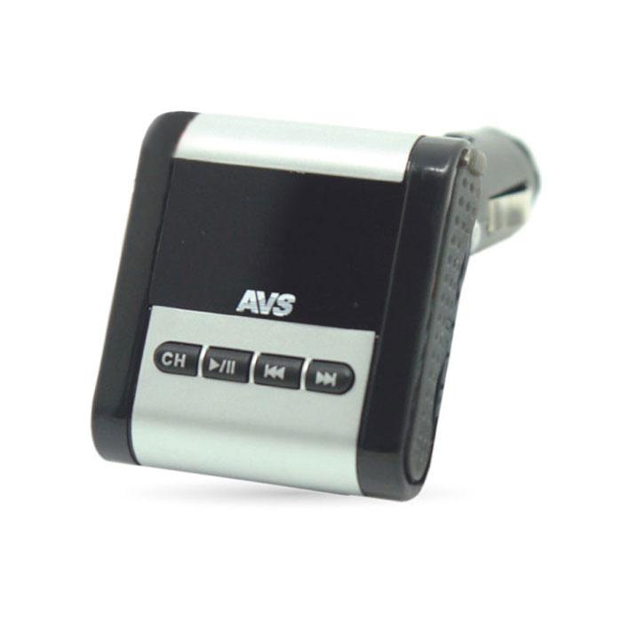 AVS F-771, Black MP3-плеер + FM-трансмиттер с дисплеем и пультом43047AVS F-771 работает с любым USB, SD, HD накопителями, а также с плеерами MP3, CD, PMP, DVD, PDA. Устройство также совместимо с любой автомобильной аудиосистемой с FM-радио. FM-трансмиттер передаёт сигналы вашего плеера (либо запись с карты памяти) в радиодиапазоне FM, обеспечивая удобное прослушивание удобной музыки через FM-тюнер аудиосистемы автомобиля, не используя наушники. Диапазон частот: 20 - 15000 Гц Максимальный объем карты памяти: 32 ГБ Радиус действия: 10 м Поддержка файлов: MP3, WMA
