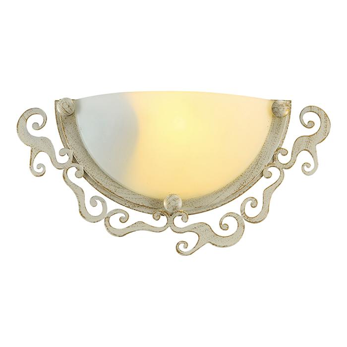 Светильник настенный Arte Lamp RICCIOLI A1060AP-1WGA1060AP-1WG