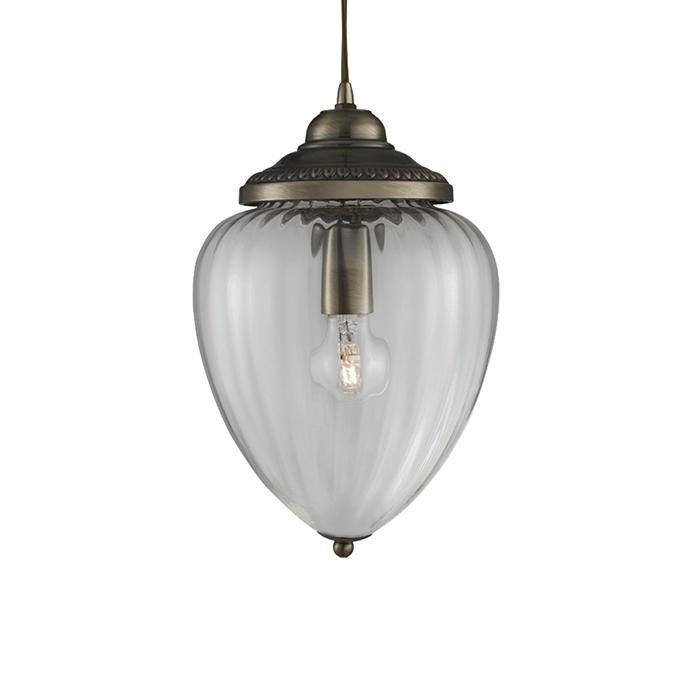 Светильник подвесной Arte Lamp Rimini A1091SP-1ABA1091SP-1AB