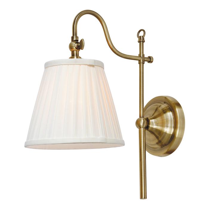 Светильник настенный Arte Lamp SEVILLE A1509AP-1PBA1509AP-1PB