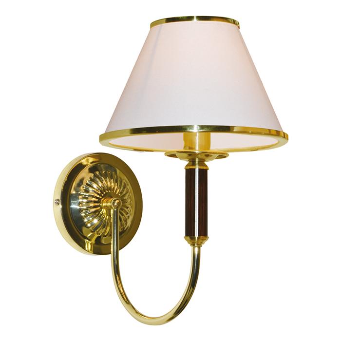 Светильник настенный Arte Lamp Cathrine A3545AP-1GOA3545AP-1GO
