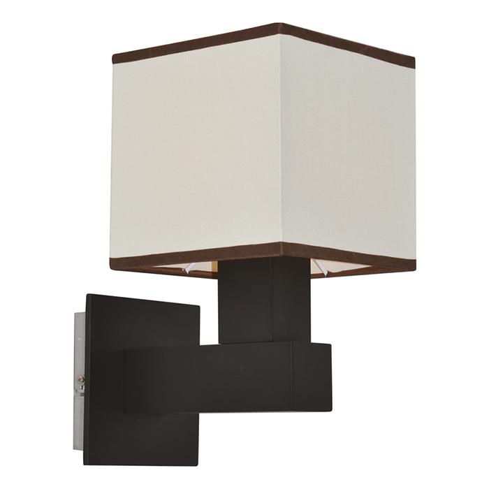 Светильник настенный Arte Lamp Quadro A4402AP-1BKA4402AP-1BK