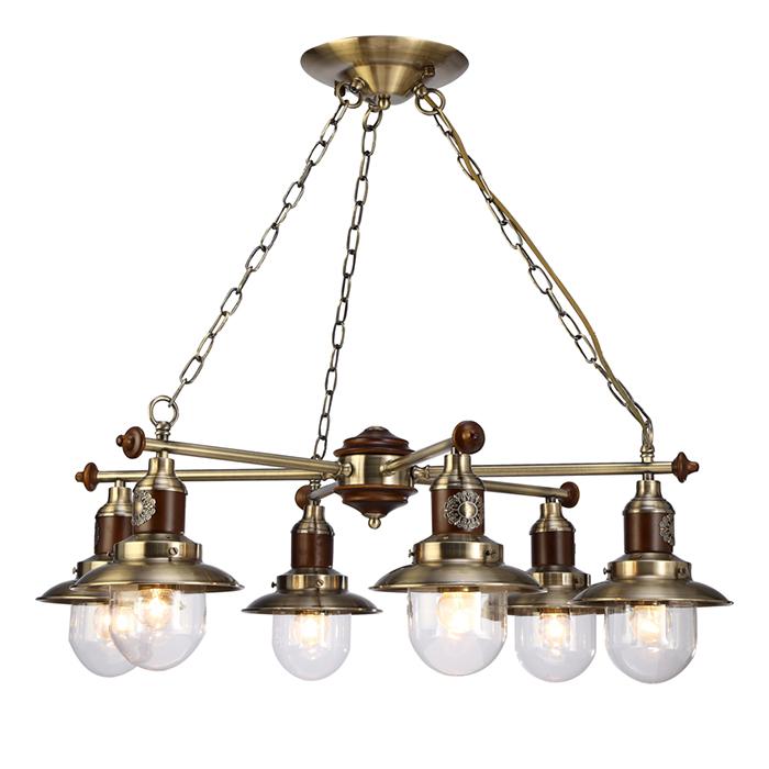 Светильник подвесной Arte Lamp SAILOR A4524LM-6ABA4524LM-6AB