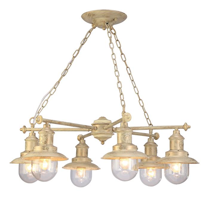 Светильник подвесной Arte Lamp SAILOR A4524LM-6WGA4524LM-6WG