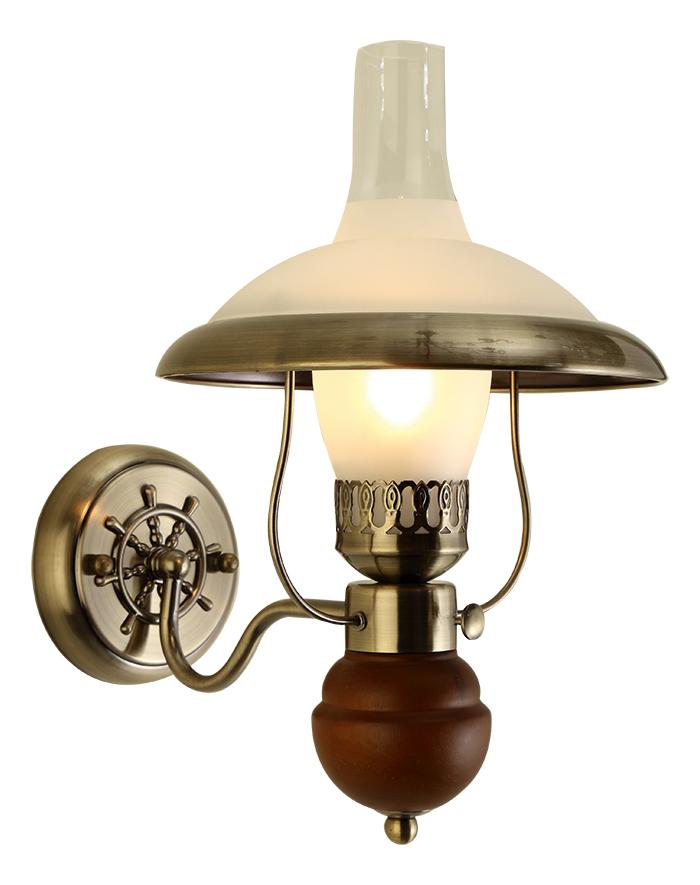 Светильник настенный Arte Lamp CAPANNA A4533AP-1ABA4533AP-1AB