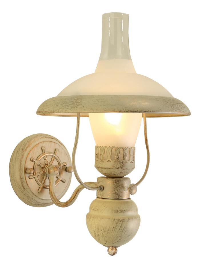 Светильник настенный Arte Lamp CAPANNA A4533AP-1WGA4533AP-1WG