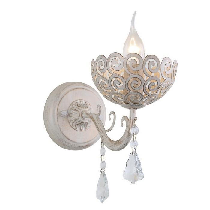 Светильник настенный Arte Lamp FLEECE A4554AP-1WGA4554AP-1WG