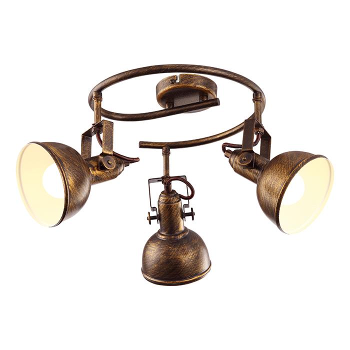 Светильник потолочный Arte Lamp MARTIN A5215PL-3BRA5215PL-3BR