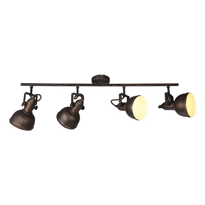 Светильник потолочный Arte Lamp Martin A5215PL-4BRA5215PL-4BR