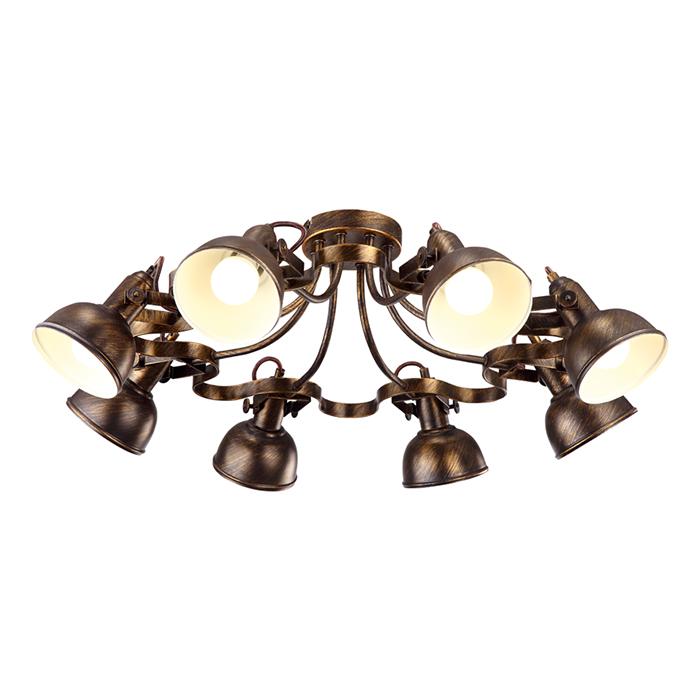 Светильник потолочный Arte Lamp MARTIN A5216PL-8BRA5216PL-8BR