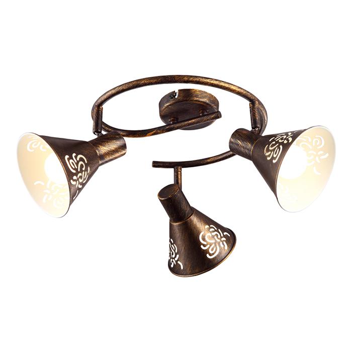 Светильник потолочный Arte Lamp CONO A5218PL-3BRA5218PL-3BR