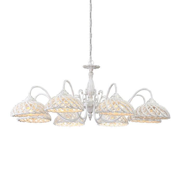 Светильник подвесной Arte Lamp TWISTED A5358LM-8WGA5358LM-8WG