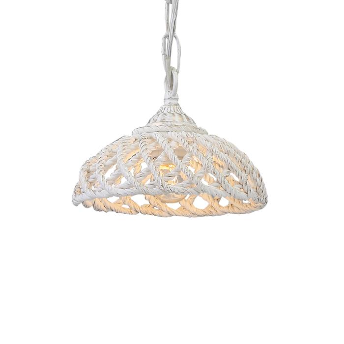 Светильник подвесной Arte Lamp TWISTED A5358SP-1WGA5358SP-1WG