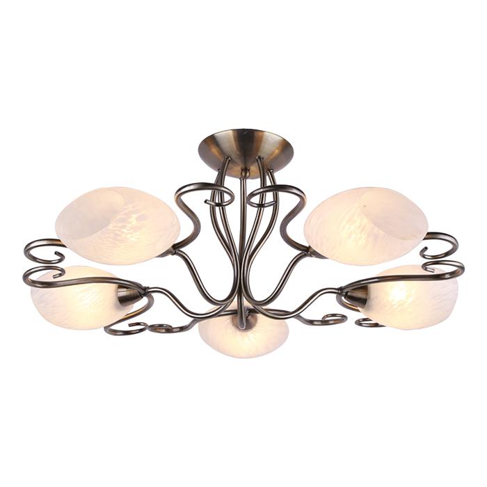 Светильник потолочный Arte Lamp Zetta A6200PL-5ABA6200PL-5AB