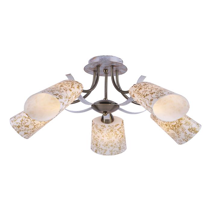 Светильник потолочный Arte Lamp Leticia A6212PL-5WGA6212PL-5WG