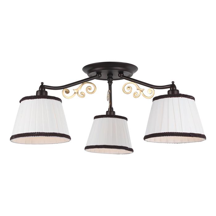 Светильник потолочный Arte Lamp CAPRI A6344PL-3BRA6344PL-3BR