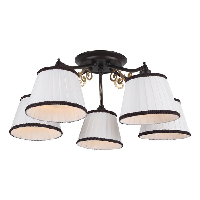 Светильник потолочный Arte Lamp CAPRI A6344PL-5BRA6344PL-5BR