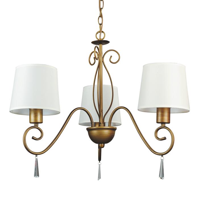 Светильник подвесной Arte Lamp Carolina A9239LM-3BRA9239LM-3BR