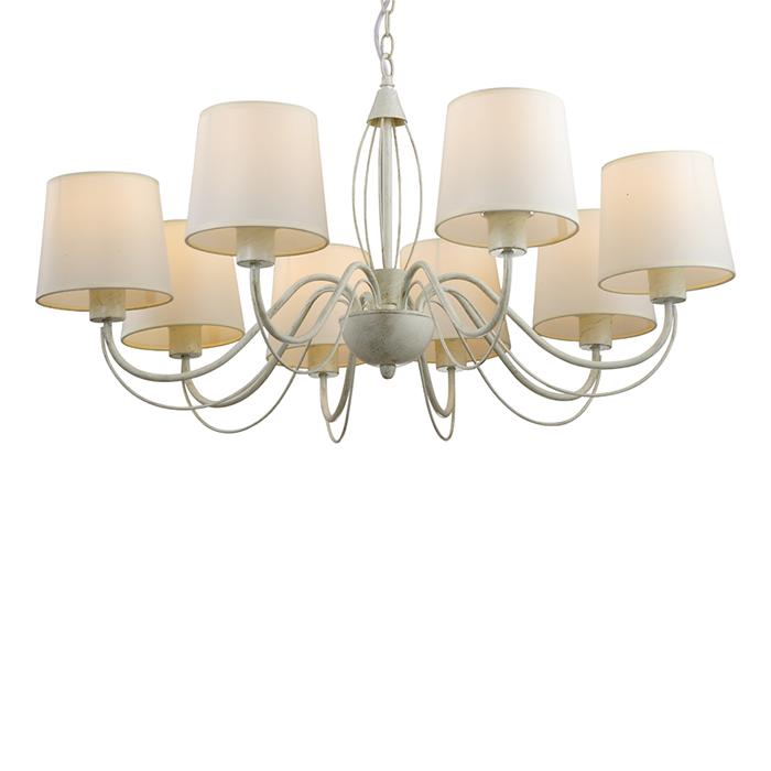 Светильник подвесной Arte Lamp Orlean A9310LM-8WGA9310LM-8WG
