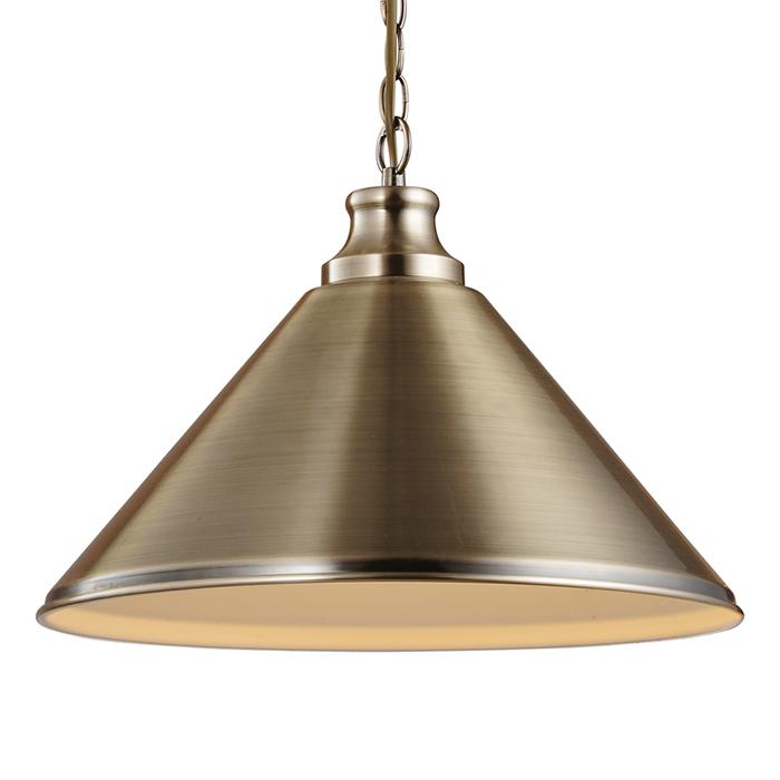 Светильник подвесной Arte Lamp Pendants A9330SP-1ABA9330SP-1AB