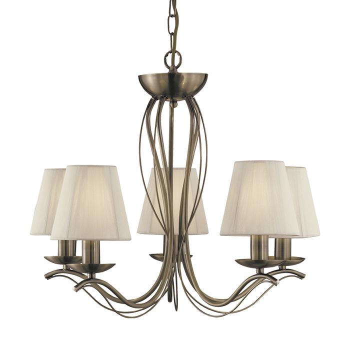 Светильник подвесной Arte Lamp Domain A9521LM-5ABA9521LM-5AB