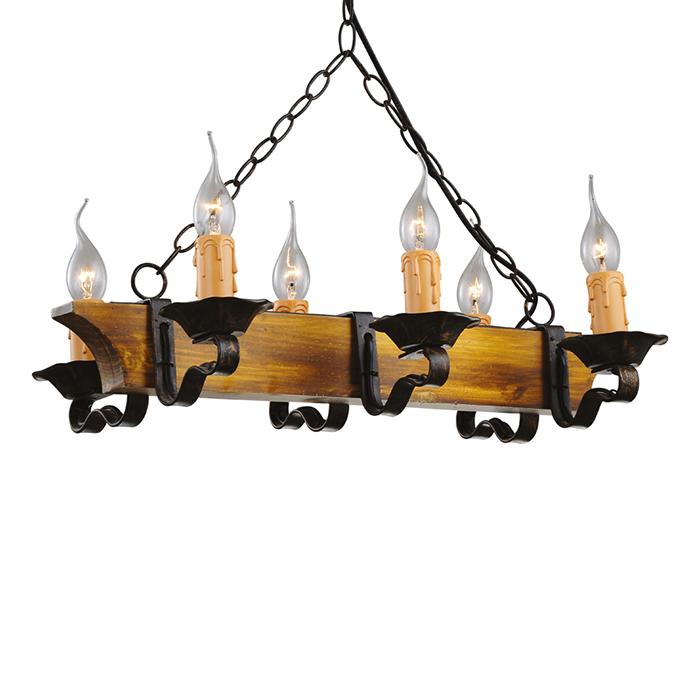 Светильник подвесной Arte Lamp Taverna A9525LM-6BRA9525LM-6BR