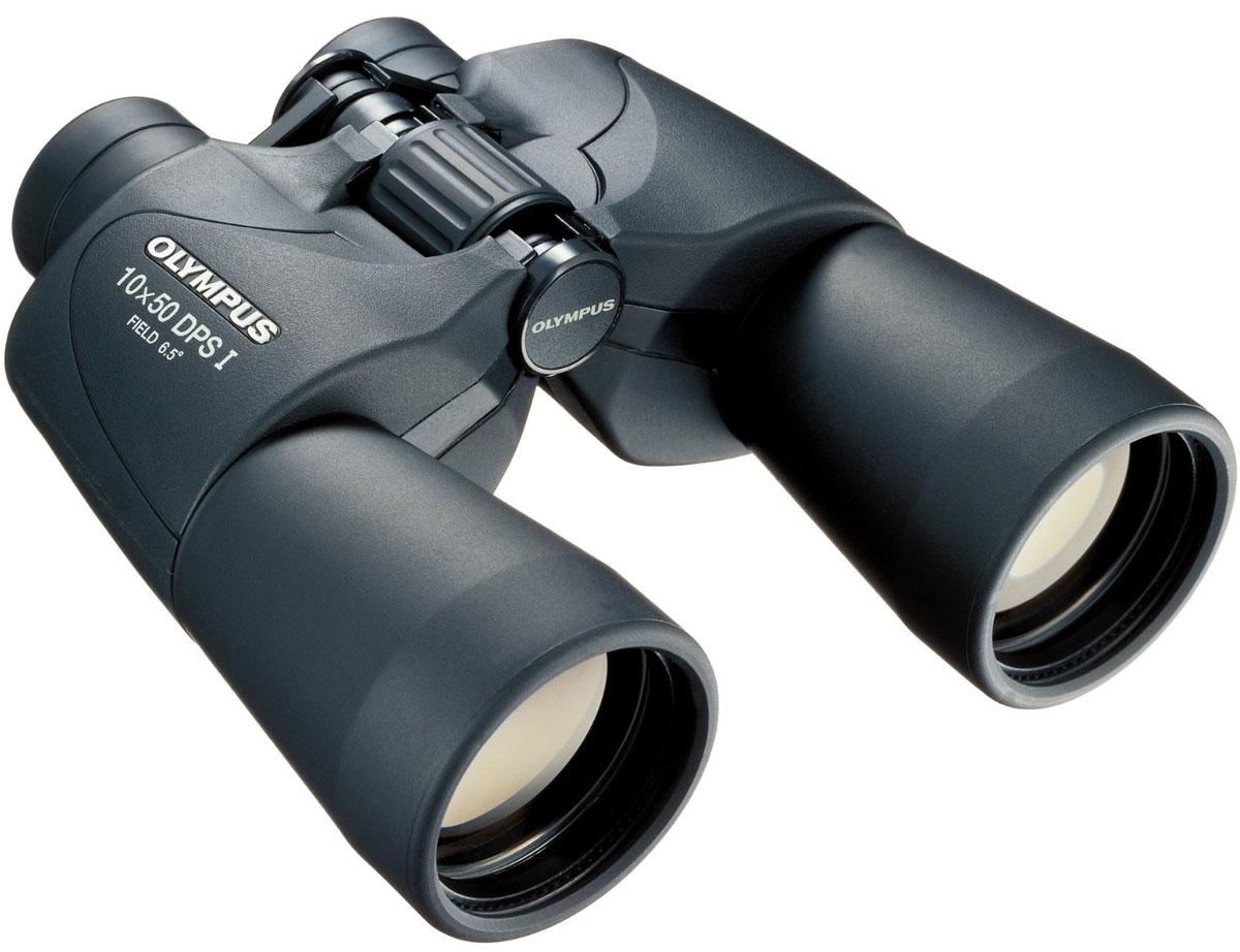 Olympus 10x50 DPS-I, Black бинокль бинокль olympus dps i 7x35 с чехлом и ремешком