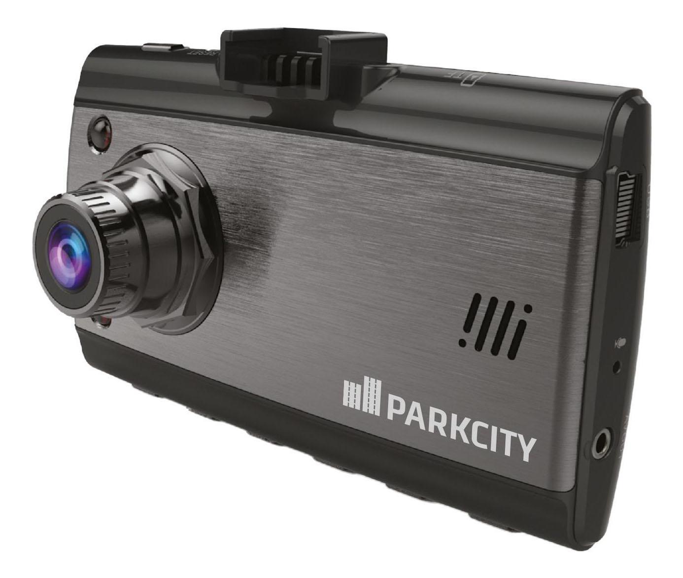 ParkCity DVR HD 750, Black видеорегистратор00000008420Новая модель автомобильного видеорегистратора предназначена для самых требовательных водителей с активной жизненной позицией, не желающих никаких компромиссов. Он позволяет снимать видео с частотой 60 кадров в секунду при максимальном разрешении Full HD (1920х1080). А это значит, что ни одна важная деталь не скроется от взгляда его сверхширокоугольного объектива, даже если съемка производится на большой скоростиНо это не максимальное разрешение видеорегистратора: в стандартной скорости записи 30 кадров в секунду он может осуществлять видеосъемку с разрешением 2304х1296 пикселей, то есть - SUPER HD! В основе автомобильного видеорегистратора PARKCITY DVR HD 750 – мощнейший графический чип Ambarella седьмого поколения и высококлассная 4-мегапиксельная матрица. Объектив регистратора мы не зря назвали сверхширокоугольным – его угол обзора составляет 175 градусов. Видеорегистратор позволяет вести качественную видеосъемку даже в условиях низкой освещенности. Большой 3-дюймовый дисплей – отличное средство для просмотра отснятого видео на месте.Современный дизайн корпуса, большой экран, разрешение SUPER HD, удвоенная скорость записи в разрешении Full HD – более чем веский набор аргументов для приобретения PARKCITY DVR HD 750 – самой современной модели автомобильного видеорегистратора