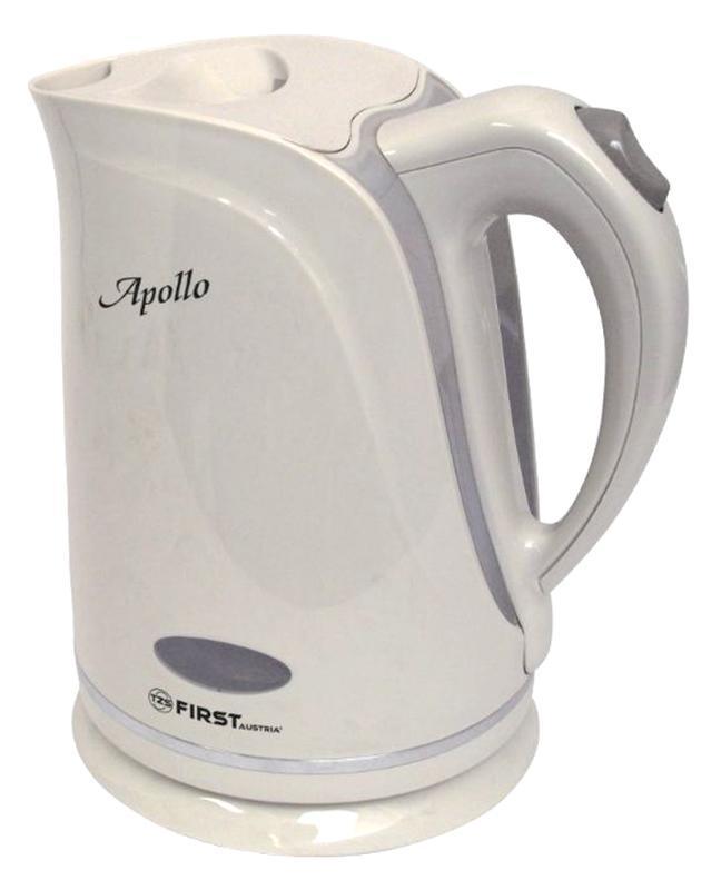 First FA-5412-1, White Grey электрический чайникFA-5412-1 White/grey