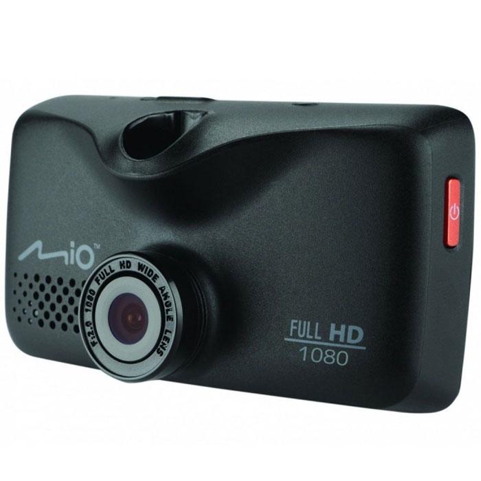Mio MiVue 618, Black видеорегистратор313558В Mio MiVue 618 основной акцент на качестве и четкости изображения. Для этого увеличен размер матрицы и установлена новая светосильная оптика. А объектив оснащён не только стеклянными линзами, но и инфракрасным фильтром, благодаря чему видео становится более естественным. Благодаря GPS-приемнику, реализована функция умного оповещения о стационарных камерах контроля скорости. 5 стеклянных линз и инфракрасный фильтр для объектива: Передовая оптическая система состоит из 5 высококачественных стеклянных линз и инфракрасного фильтра. Они пропускают больше света и создают более яркую и чёткую картинку. Хранитель экрана (HUD): Чтобы не отвлекать вас во время вождения, на дисплее будет указана текущая скорость движения и точное время. При приближении к камерам контроля скорости, на экране появится предупреждение об ограничении. GPS-приемник: Видеорегистратор непрерывно записывает информацию о местоположении, скорости и высоте...