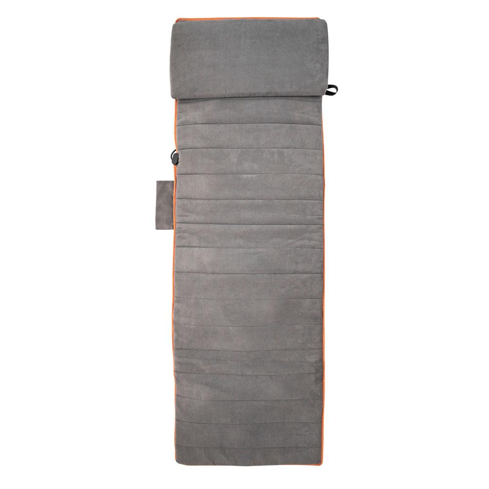 Planta Массажный матрас MM-4000 XXL RelaxMM-4000 XXL RelaxМассажный матрас оснащен 10 вибрационными моторами, равномерно распределенными по всей длине, и функцией подогрева в области спины. Он легко крепится на кровати, может использоваться на кресле, диване и на полу. Несколько режимов для массажа отдельных областей: плеч, спины, поясницы, бедер.Массажный матрас MM-4000 XXL Relax незаменим для людей, занимающихся спортом, напряженным физическим трудом или, наоборот, ведущих малоподвижный образ жизни