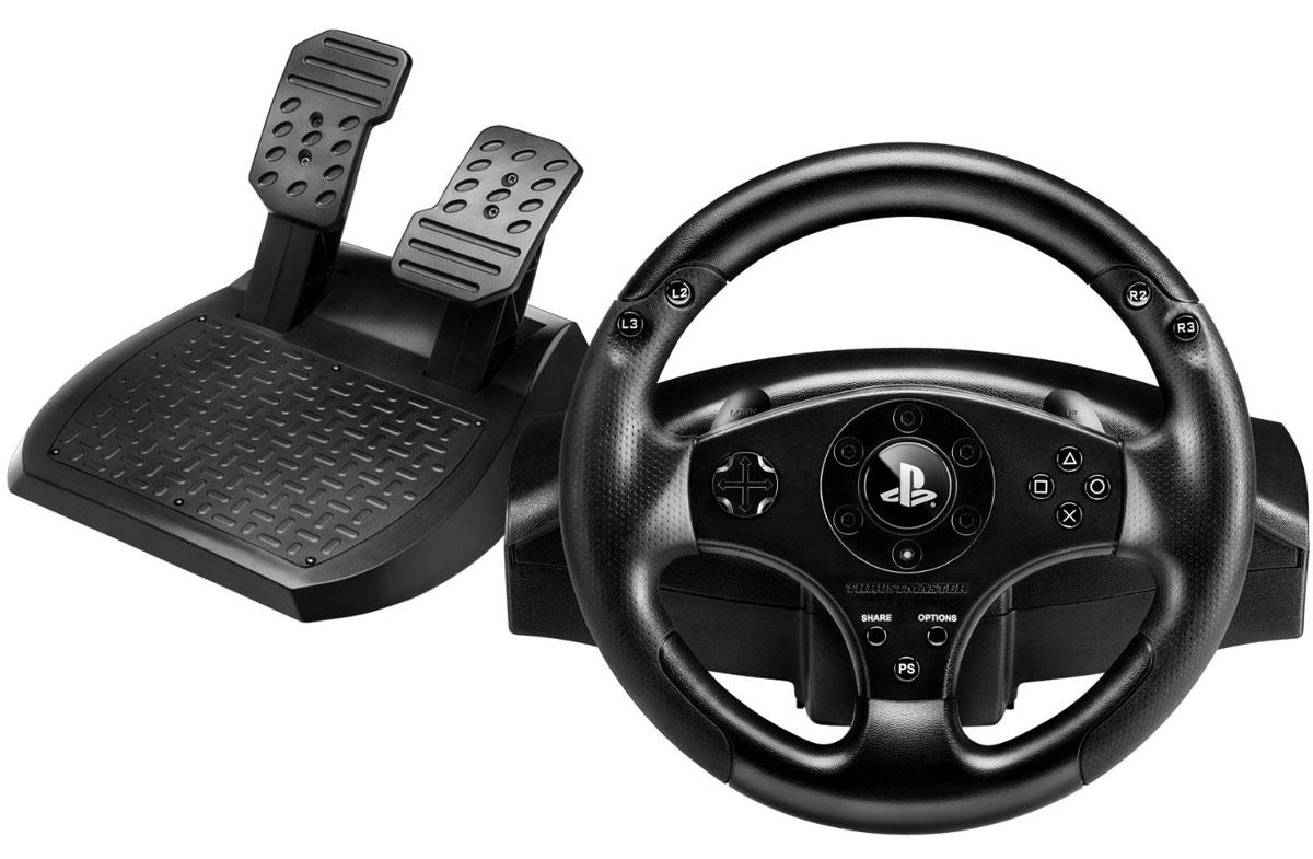 Thrustmaster T80 Racing Wheel, Black руль 4160598