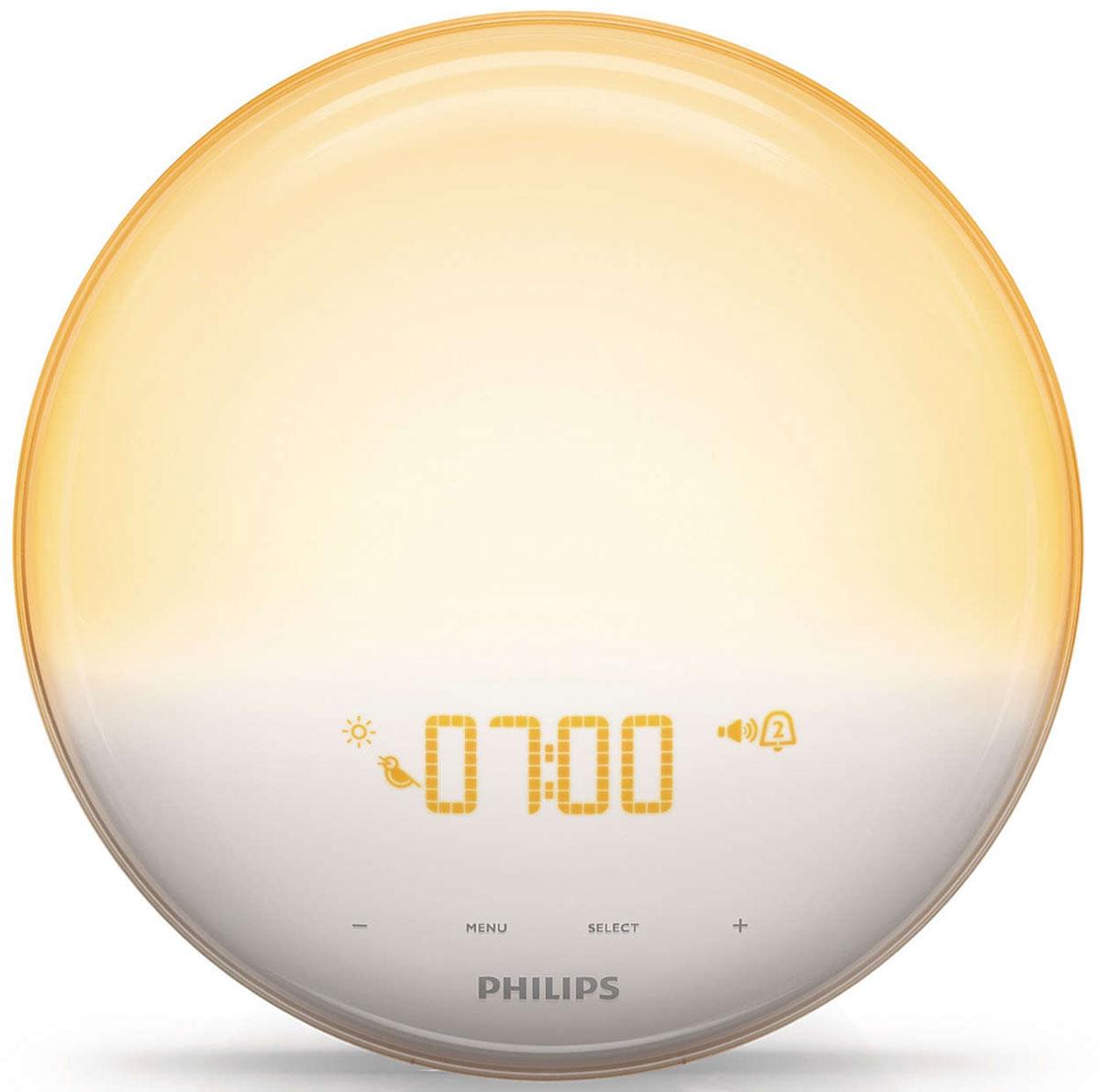 Philips HF3520/70 Wake-up Light световой будильник световой будильник philips wake up hf3500 01